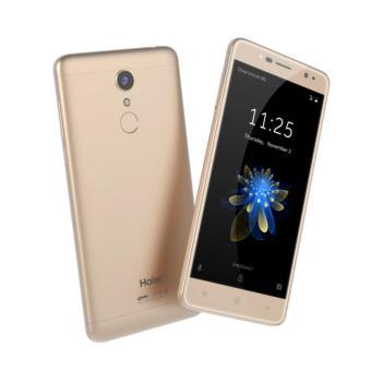 Haier Handphone / Smartphone Leisure L7 Gold