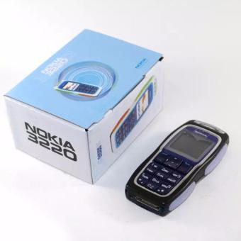 Update Harga Handphone Nokia 3220 IDR249,900.00  di Lazada ID
