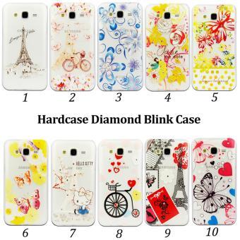 Hardcase Diamond Blink Case For Samsung Galaxy A7 2017 - RandomCase