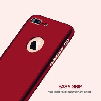 ... Hardcase Full Case 360 Iphone 7+ / 7 Plus Fullset Free TemperedGlass - 5