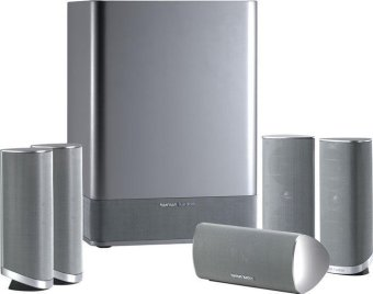 harman kardon home theatre. harman kardon paket avr 171 \u2013 hkts 11 bq - silver home theatre