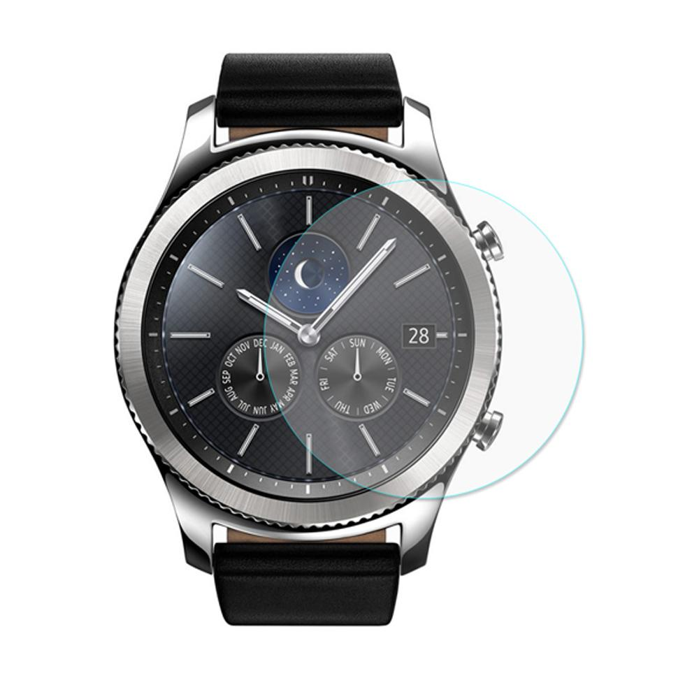 Smart Watch Accessories for sale Smartwatches Accessories prices Source · Hat Prince 0 2mm Tempered Glass Film for Samsung Gear S3 Transparent intl