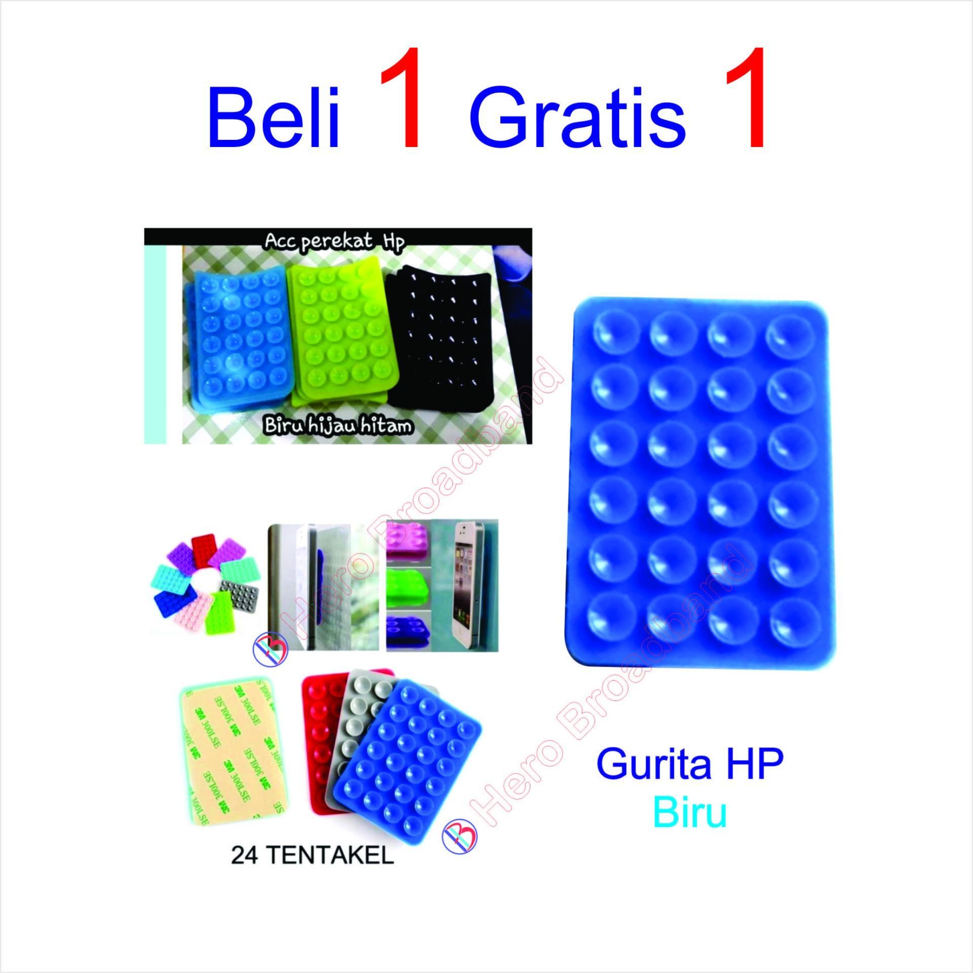 ... HB Tempelan Belakang HP Stand Holder Gurita 24 Tentakel Beli 1 gratis 1 ...