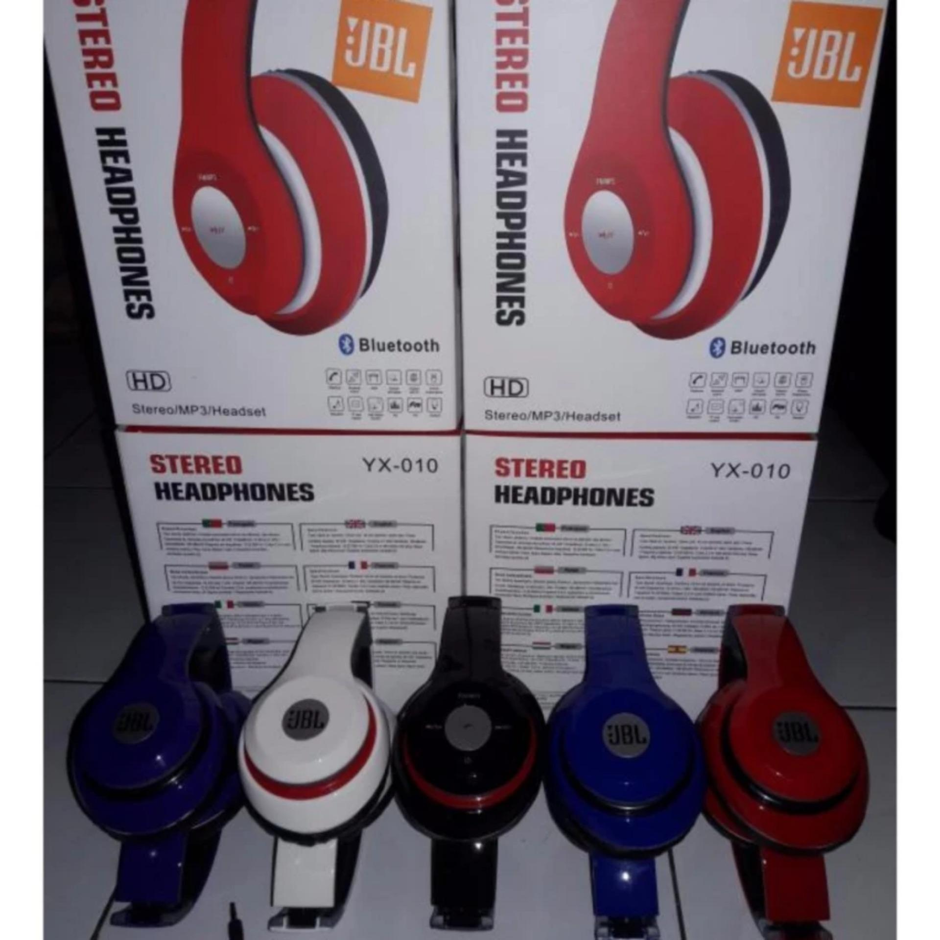 Headphone Headset Ear JBL YX 010 Stereo Wireless