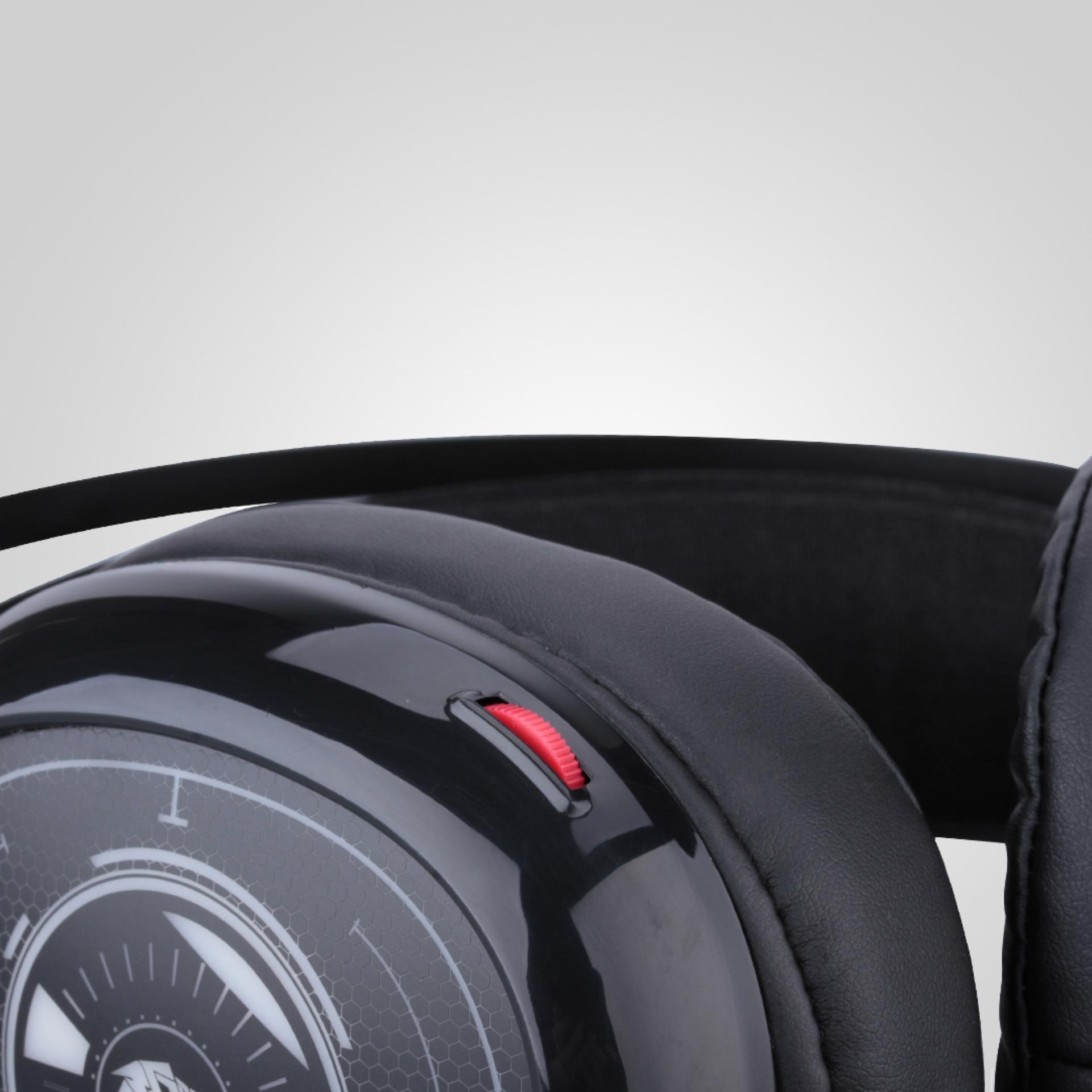Harga Penawaran Headset Gaming Rexus F18 Vonix Super Bass Pro Series F26 Hitam F 18