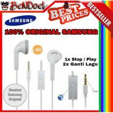 Headset / Handsfree / Earphone Original Samsung Galaxy Ace 3 -Putih