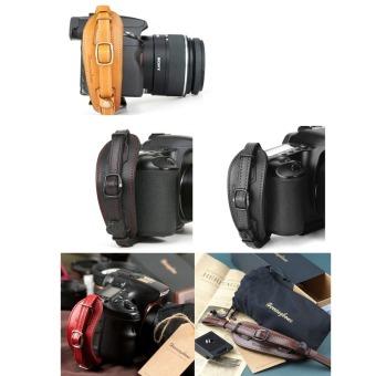 Harga Herringbone 1dx3 A9 D810 D5 SLR kamera pergelangan tangan sabuk Online Review