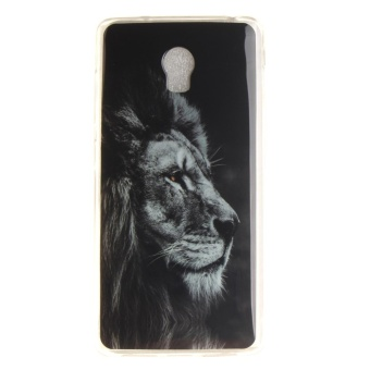 Detail Gambar Hicase Ultra-Thin Soft Gel TPU Silicone Case For Lenovo Vibe P1-