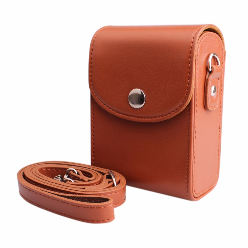 ... high quality camera bag light weight pu leather camera bag case cover pouch FOR canon g9x ...