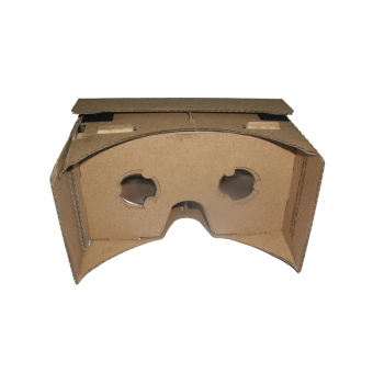 "High quality DIY Google Cardboard 2.0 Virtual Reality VR MobilePhone 3D Viewing Glasses for 5.0"" Screen Google VR 3D Glasses"