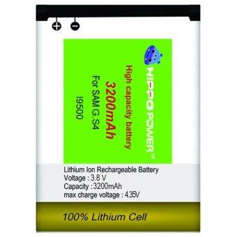 Hippo Battery Samsung Galaxy S4 i9500 - 3200mAh