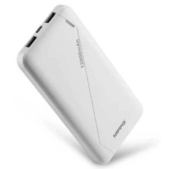 Update Harga Hippo Power Bank The Real 12000Mah Othello Series – Putih IDR220,500.00  di Lazada ID
