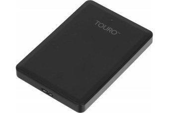 Hitachi Touro Mobile External 1TB - Hitam