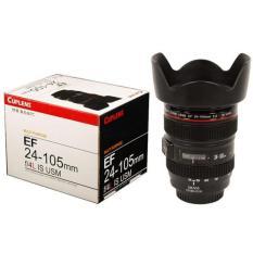 Hood Lid Cn Mug Lens cup Lens / Lensa Kamera
