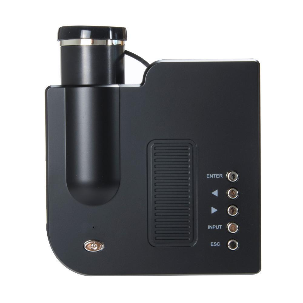 ... Hot LED Projector UNIC UC28 Full HD 1080P Digital Multimedia PlayerAV/VGA/USB/ ...