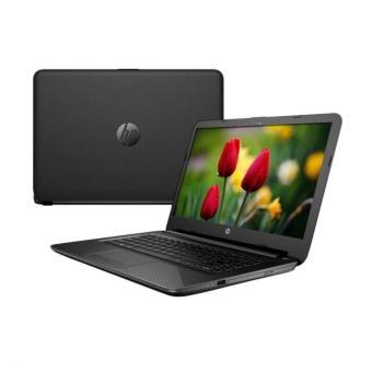 """HP 14-bw005AU - AMD A4-9120 / 4GB / 500GB / ODD / DOS / 14"""" [Black]"""