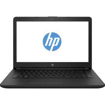"""HP 14-BW005AU Notebook - Black [QuadCore A4-9120/4GB/500GB/14""""/Dos]"""
