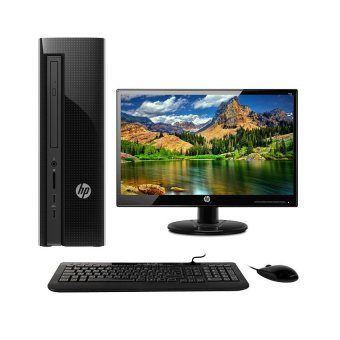 HP 260-P022L - Core i5 - 4GB - 1TB - DOS - LED Monitor 18,5'