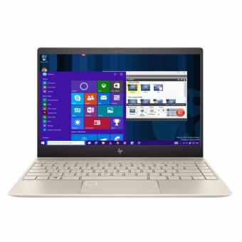 "HP Envy 13-AD002TX - intel core i5-7200 - 8GB - 256GB SSD - VGA - Non DVD - 13.3"" FHD - Windows 10 - Gold"