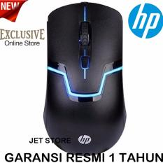 HP  Gaming Mouse G1100/M100 7 LED - Hitam.