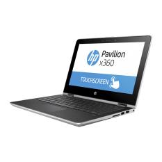 HP Pavilion X360 11-AD019TU - Intel N4200 - RAM 4GB - 500GB - 11.6' - Windows 10 - Silver
