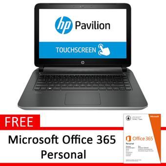 HP Pavillion 14-v205TX 4GB RAM Core i5-5200U 750GB