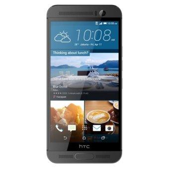 HTC One M9+ Plus - 32 GB - Hitam Gunmetal