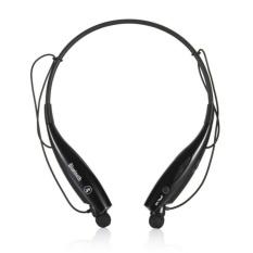 HV800 Wireless Bluetooth Headset HandFree Sports Stereo Earphone(Color:Black)(Black)