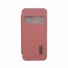 Hypo Zira Flip Cover For Apple iPhone 5 / 5s / SE - OrangeIDR7760. Rp