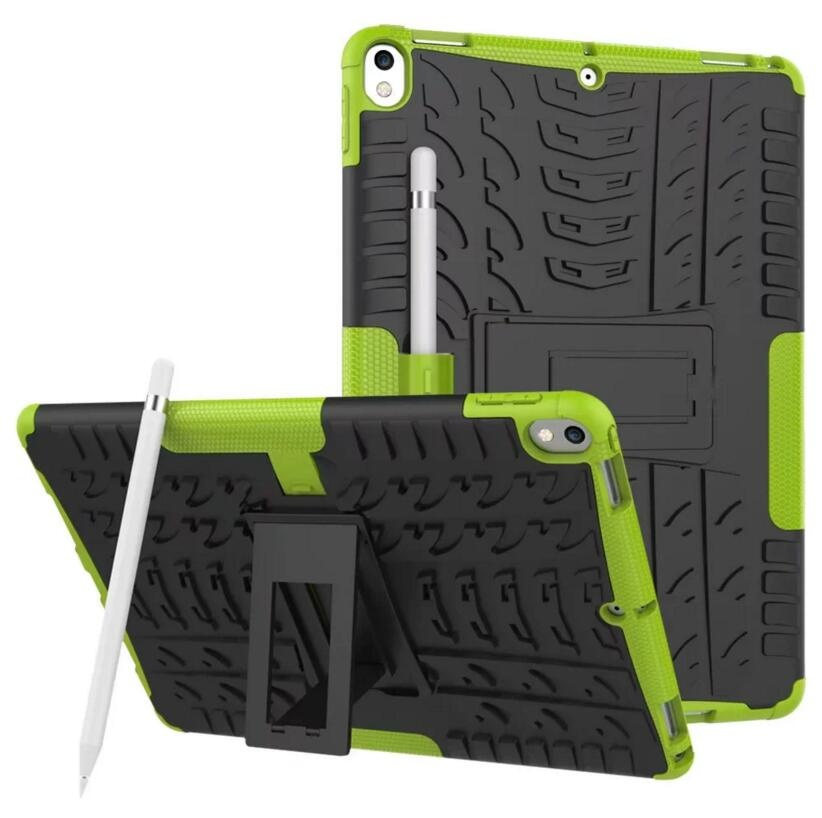 ... Hyun Pattern Kickstand Armor Silicone Hard Cover For ipad pro 10.5inch 2017 new tablet case ...