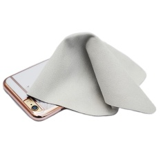 iBelieve Double-Sided Cleaning Cloth Screen Glass Lens CleaningCloth Duster For Mobile Phone Pad DSLR