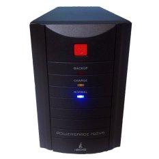 iBos UPS Powergarde 750VA - Hitam
