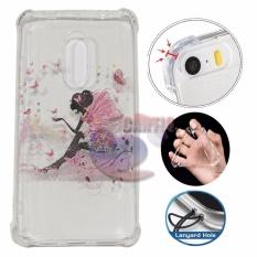 Icantiq Case Anti Crack 3D Xiaomi Redmi Note 4 Luxury Animasi Fairy Girls .