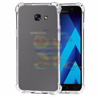Icantiq Case For Samsung Galaxy C9 Pro Ultrathin Anti Shock / Anti Crack Luxury Softcase Anti Jamur Air Case 0.3mm / Silicone Samsung Galaxy C9 Pro / Soft Case / Case Hp - Putih Transparant