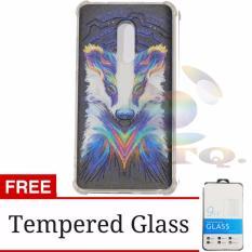 Icantiq Case Luxo Jungle Xiaomi Redmi Note 4X (Redmi Note 4x Snapdragon ) Softshell Anti Crack Luxo Rimba / Soft Back Cover Animals Wild / Case Anti Shock ...