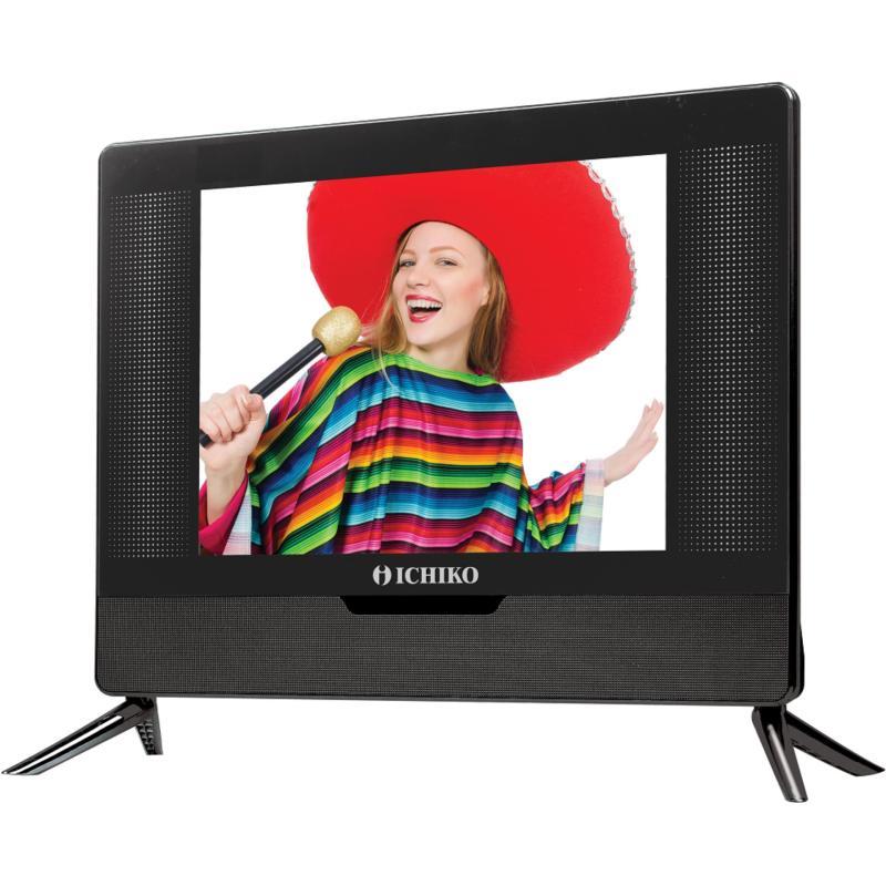 Ichiko LED TV 17 Inch S1718 USB Movie HDMI PC FULL HD