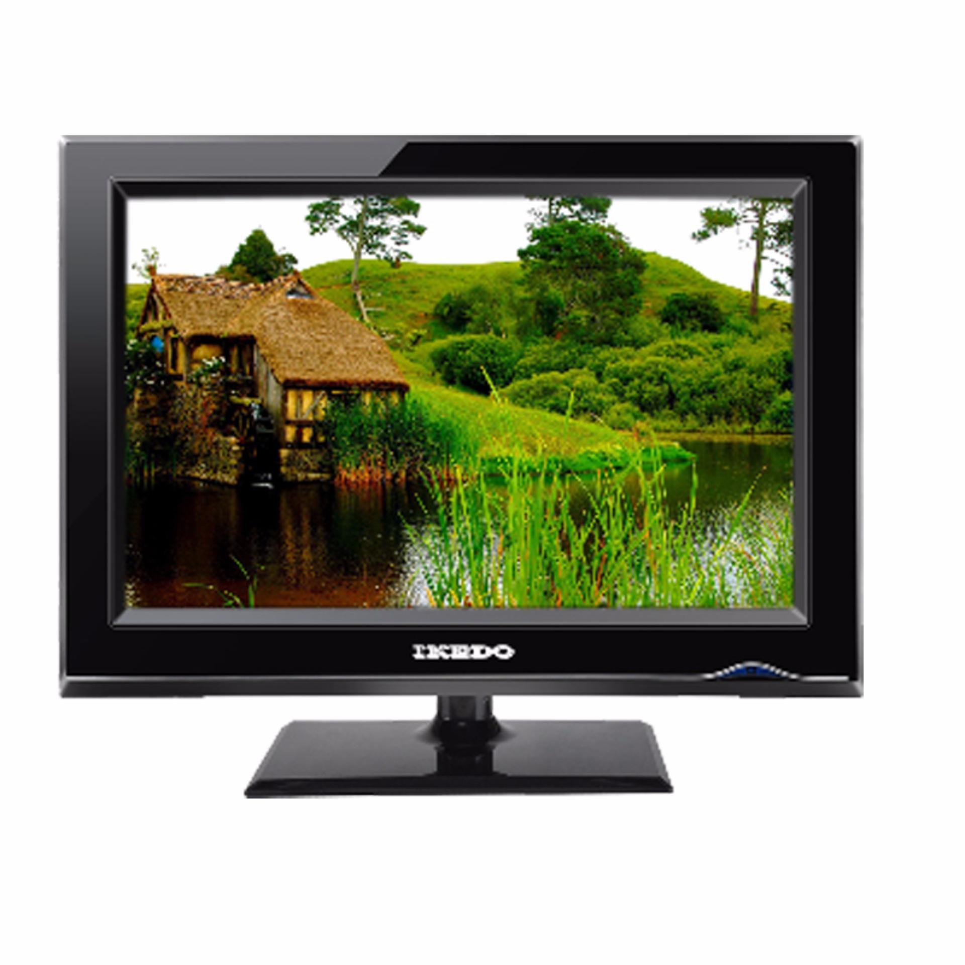 Digimedia Tvmonitor 95 Inch Led With Photo Frame Hitam Referensi Ikedo Tv Monitor 20 Lt 20h1u