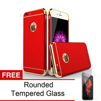 Calandiva Elegance Full Protection Slim Armor Hardcase for Iphone 6 Plus 6s  Plus . 65751e12f5
