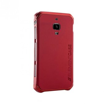 Harga Element Case For Xiaomi Mi 4 - Red