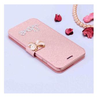 Oppo R9 F1 Plus Love Wallet Case Cover Casing