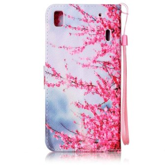 Crazy Horse Folio Leather Stand Case For Lenovo K3 Music Source · Blooming Flower intl Patterned Leather Mobile Case with Strap for Lenovo A7000 A7000