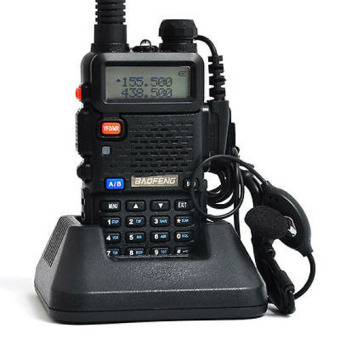 Harga Baofeng UV-5R Dual Band Handy Talkie