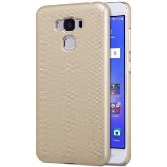 Nillkin Frosted Hard Case Casing Cover for Asus Zenfone 3 Max 5.5 ZC553KL - Emas