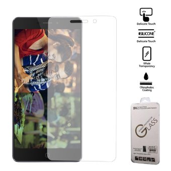 Harga For Elephone P9000 Tempered Glass Screen Protector (Arc Edge) - intl