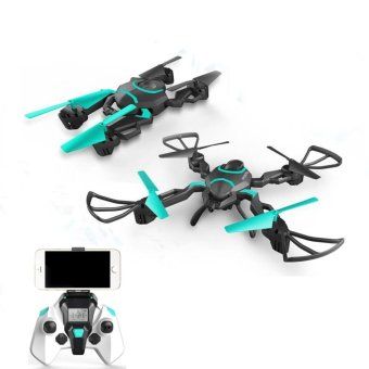 Harga Drone QZ-S8 With WiFi + FPV + 2MP HD Camera Altitude Hold Foldable Arms