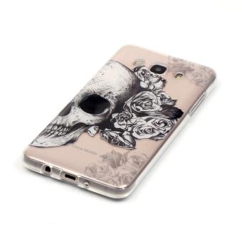 Transparent Soft Back Case Cover for Samsung Galaxy J5 (2016) J510 .