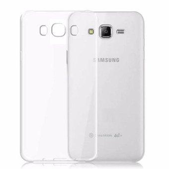 Case Ultrathin Aircase Jelly for Samsung Galaxy V2 J1 Mini Prime Clear .
