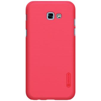 Nillkin Super Frosted Shield Case Samsung Galaxy A5 2017 - Merah Terang