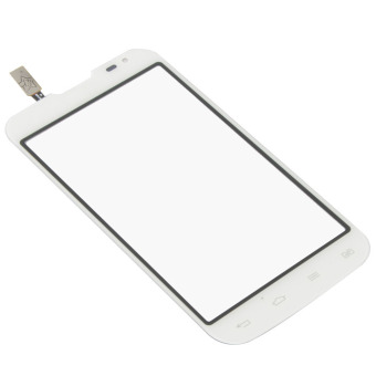 Easybuy Baru Putih 24 Luar Layar Sentuh Digitizer Cocok untuk LG L70 D325 SIM Ganda (. Source · Galeri Gambar New White Front Outer Touch Screen Digitizer ...