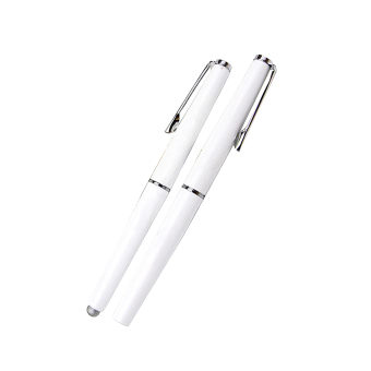Harga Hermantech Stylus Pen For Apple iPad / iPhone - Putih
